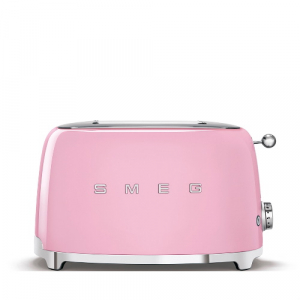 Smeg Broodrooster 2x2 Roze