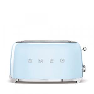 Smeg Broodrooster 2x4 Pastelblauw