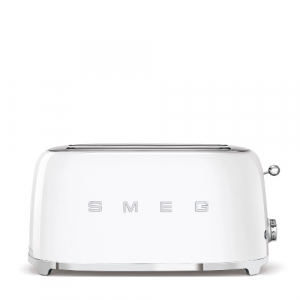 Smeg Broodrooster 2x4 Wit