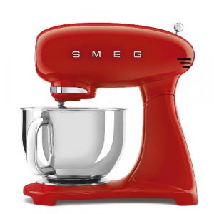 Smeg Keukenmachine Full Color Rood