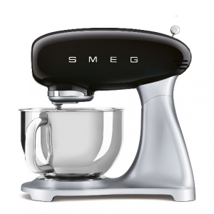 Smeg Keukenmachine Zwart