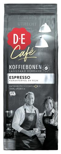 douwe egberts cafe espresso bonen 500 gram